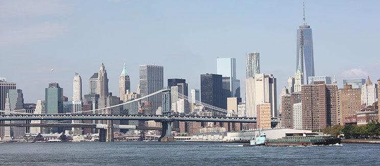 NYC Skyline image